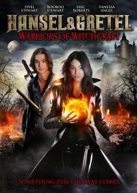 Hansel & Gretel: Warriors of Witchcraft poster