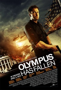 Attacco al potere - Olympus Has Fallen poster