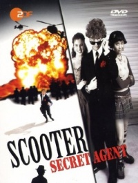 Scooter: Secret Agent poster