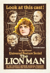 The Lion Man poster