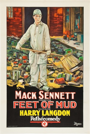 Feet of Mud Poster