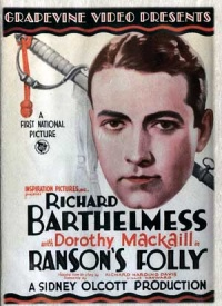 Ranson's Folly poster