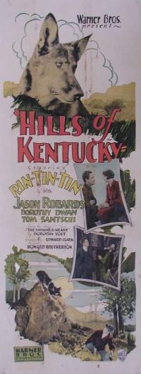 Hills of Kentucky poster