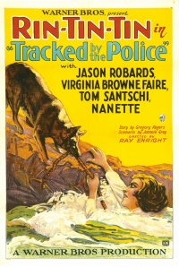 Tracked by the Police poster