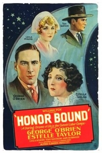 Honor Bound poster