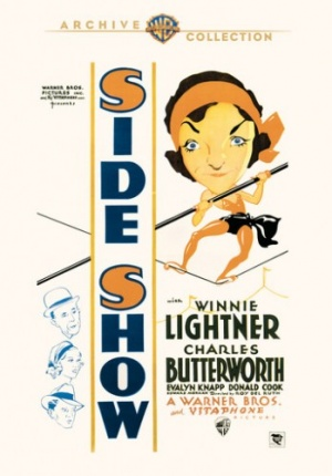 Side Show Dvd cover