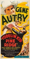 Yodelin' Kid from Pine Ridge Poster
