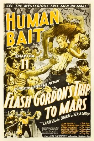 Flash Gordon's Trip to Mars 1993x3000