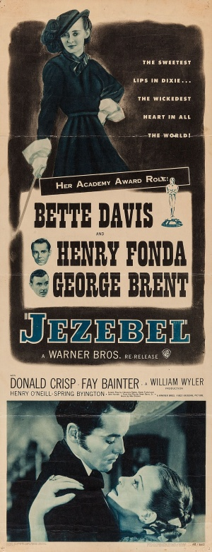 Jezebel Re-release poster