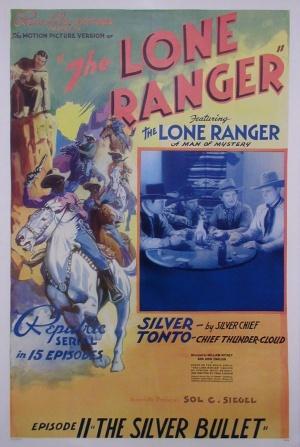 The Lone Ranger 600x894