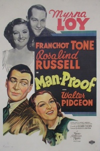Man-Proof poster