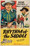 Rhythm of the Saddle Poster