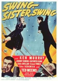 Swing, Sister, Swing poster