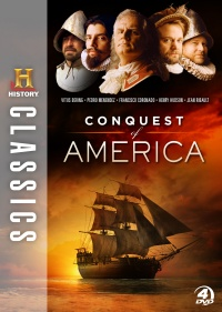 The Conquest of America poster