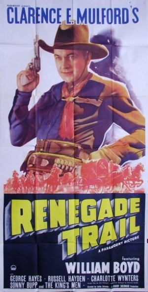 The Renegade Trail Poster