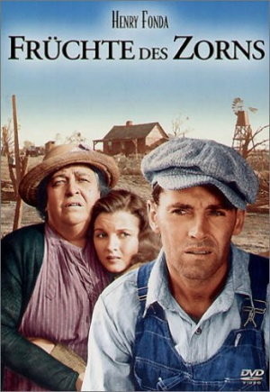 The Grapes of Wrath 345x500