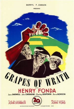 The Grapes of Wrath 580x856
