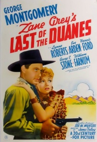 Last of the Duanes poster