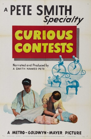 Curious Contests Poster