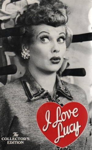 I Love Lucy 356x578