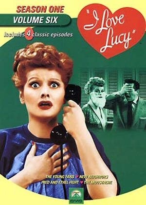 I Love Lucy 300x421
