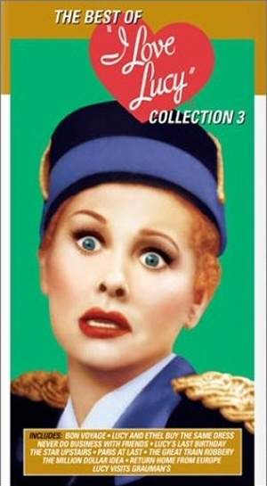 I Love Lucy 300x545
