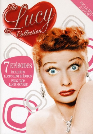 I Love Lucy 988x1424