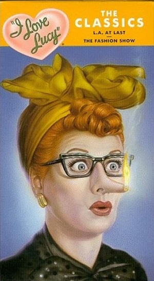 I Love Lucy 300x547
