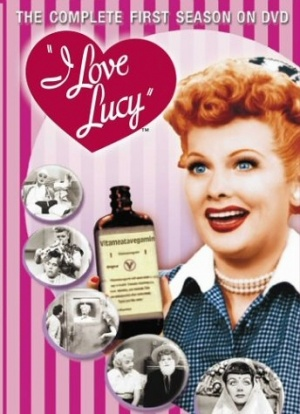 I Love Lucy 344x475