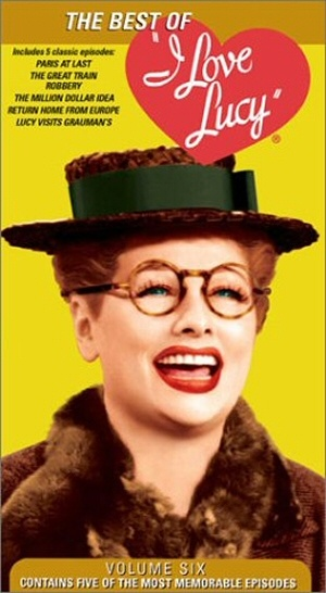 I Love Lucy 300x546