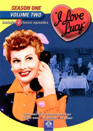 I Love Lucy 570x800