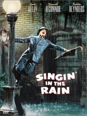 Singin' in the Rain 640x853