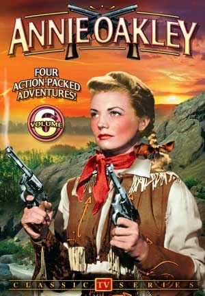 Annie Oakley 300x432