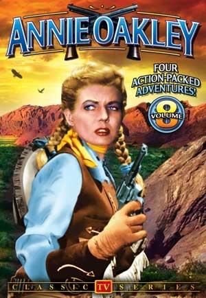 Annie Oakley 300x434