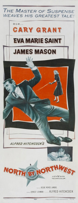 North by Northwest 397x1024