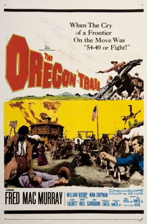 The Oregon Trail Poster