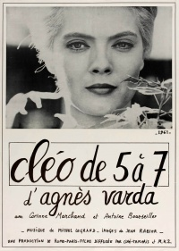 Cleo from 5 to 7 poster