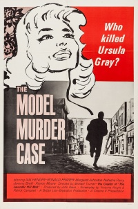 The Model Murder Case poster