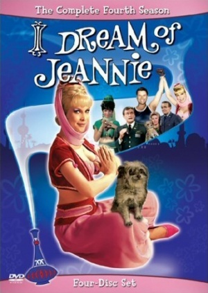 I Dream of Jeannie 342x482