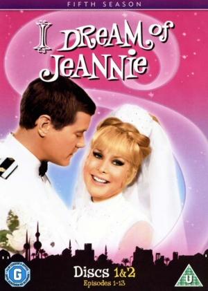 I Dream of Jeannie 570x800