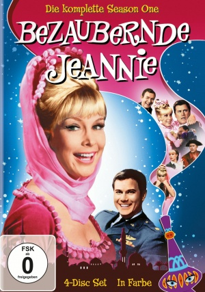 I Dream of Jeannie 1053x1500