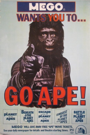 Planet of the Apes 600x901