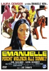 Emanuelle - perch� violenza alle donne? Cover