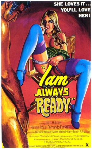 I Am Always Ready Poster
