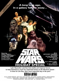 The Star Wars Holiday Special poster