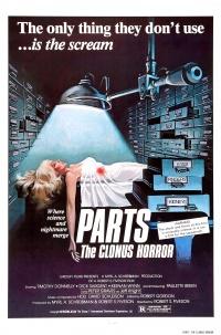 The Clonus Horror poster