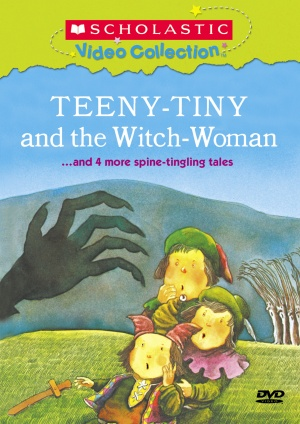 Teeny-Tiny and the Witch Woman Cover