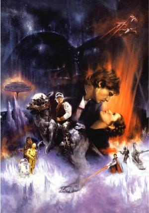 Star Wars: Episodio V - El Imperio contraataca 1280x1820