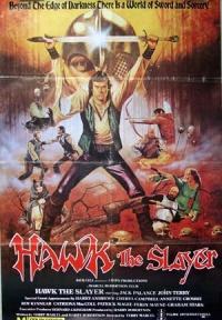 Hawk the Slayer poster