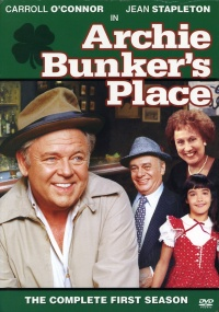 Archie Bunker's Place poster